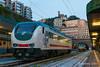 E.402B.130 TI (Andrea Sosio) Tags: e402 e402b 130 ansaldo ferroviedellostato trenitalia treno train genova piazzaprincipe stazione liguria italia nikond80 andreasosio