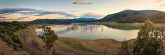 Embalse de Guadalcacín (PictureJem) Tags: embalse lago landscape paisaje sky cielo naturaleza sunset