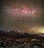 Light of distant suns (Manos Tzavaras) Tags: astrophotography astroscape astronomy landscape stars night