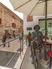 James Joyce's fave spot (fotofrysk) Tags: jamesjoyce patio restaurant statue bronze street sergijevacastreet easterneuropetrip croatia pula istria dalmatiancoast sigmaex1020mmf456dch nikond7100201710038017