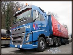 Volvo FH16-750 (DaveFuma) Tags: autocarro camion trasporto eccezionale truck lorry wide load lkw schwertransporte volvo fh16 750