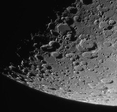 20180222 19-03 Stofler, Maurolycus & the south (Roger Hutchinson) Tags: london asi174mm stofler maurolycus craters moon space astrophotography astronomy celestronedgehd11