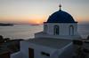 Sunrise in Astypalea, Greece (RomanK.) Tags: greece greek astypalea ellada ellas church quirini sun