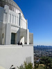 Griffith Observatory and Downtown LA (Robert Borden) Tags: cityscape architecture city ladt griffithobservatory griffithpark la losangeles lalaland socal cali california canon powershot canonphotography bluesky usa canonusa northamerica rebelwithoutacause losangelesdowntown downtown