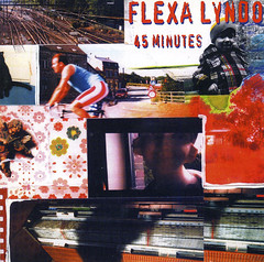 1999_Flexa_Lyndo_45_minutes_1999 (Marc Wathieu) Tags: rock pop vinyl cover record sleeve music belgium belgië coverart belgique pochette cd indie artwork vinylcover sleevedesign