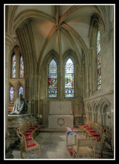South Chapel (veggiesosage) Tags: southwell southwellminster nottinghamshire aficionados gx20 grade1listed cathedral minster