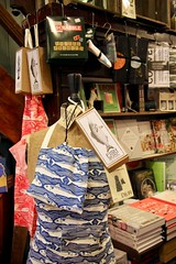 After Noah (soleneelle) Tags: shop shopping after noah islington london area apron design owl applause