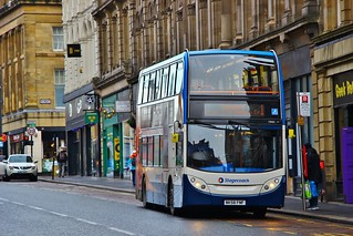 Stagecoach North East 19441 NK58FNF - Newcastle
