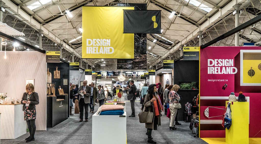 SHOWCASE IRELAND AT THE RDS IN DUBLIN [Sunday Jan. 21 to Wednesday Jan. 24]-135955