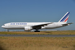 F-GSPQ (mduthet) Tags: fgspq boeing b777 airfrance parischarlesdegaulle