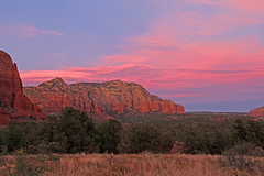 Pink Clouds (craigsanders429) Tags: mountains arizonamountains cloudsandsky clouds cloudsandmountains arizona sedonaarizona