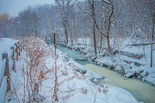 Icy Massey Creek