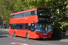 LK17 DDX (VWH2322) Metroline London (hotspur_star) Tags: londontransport london buses londonbuses londonbus londonbuses2017 wrightbus volvob5lh tfl transportforlondon hybridbus hybridtechnology busscene2017 doubledeck metrolinelondon lk17ddx vwh2322 6