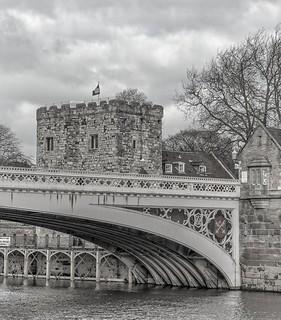 York: Lendal Bridge