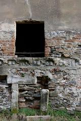 Buchberg (Harald Reichmann) Tags: niederösterreich buchberg kamptal gebäude mauer ruine geschichte sägewerk stein ziegel