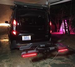 IMG_0565 (jalexartis) Tags: diy diylighting rhinorack rhinorackbikecarrier trailerlighting