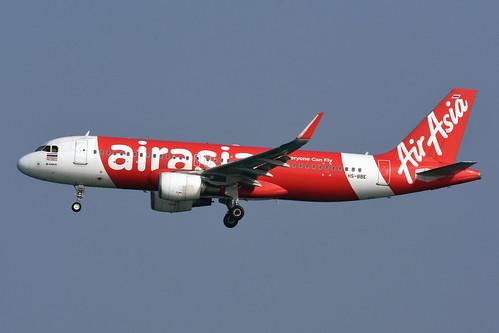 Thai AirAsia HS-BBE