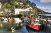 The harbour at Polperro, Cornwall (Baz Richardson (now away until mid-April)) Tags: cornwall polperro cornishharbours fishingboats villages