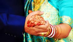 Life Partner (Aniruddha1978) Tags: indian marrage wedding hands india