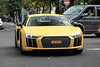 Netherlands - Audi R8 V10 Plus 2015 (PrincepsLS) Tags: netherlands dutch license plate germany düsseldorf spotting audi r8 v10 plus 2015