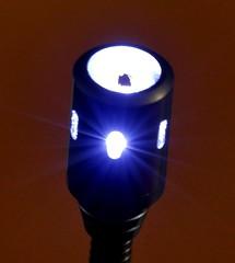 Mini LED (mpalmer934) Tags: flashlight led macro mondays less than an inch