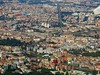 Milan downtown (In Explore) (diegoavanzi) Tags: sony hx300 bridge aereo airplane window finestrino milano milan italia italy lombardia lombardy