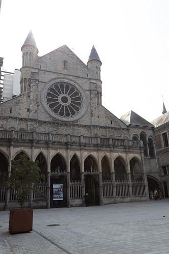 Cathédrale Notre Dame, Tournai