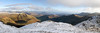 Langdales in Snow 06 (Ice Globe) Tags: langdale langdales valley lake district cumbria bow fell mountain mountains snow snowy icy white winter blue sky panorama wintry weather nikon d5100 35mm pike stickle blisco windermere