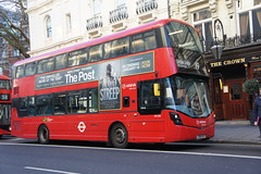 DSC00263 (Local Bus Driver) Tags: tfl red london bus double decker
