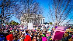 2018.01.20 #WomensMarchDC #WomensMarch2018 Washington, DC USA 2431