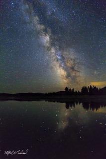 Milky Way Over the Snake River_T3W0742