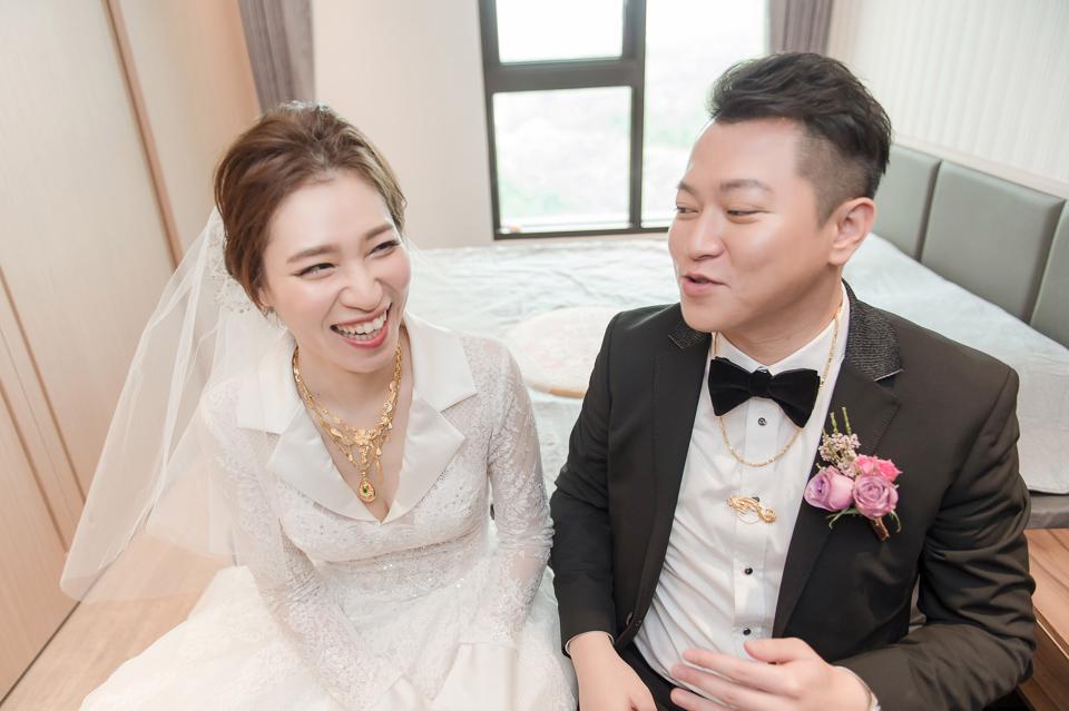 婚攝 高雄林皇宮 婚宴 時尚氣質新娘現身 S & R 086