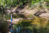 Blackwood River: Western Australia (Kevin Scattini) Tags: dog blackwood westernaustralia awesome son camping fishing rabbits