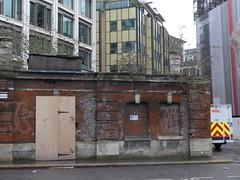 P1120052 (moley75) Tags: london centrallondon rundown museumoflondon cityoflondon westsmithfield