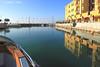 porto di Sirmione (sanino fabrizio) Tags: porto sirmione acqua barca palazzo edificio riflesso cielo colore canon 550d 1020 sigma italia lago garda penisola