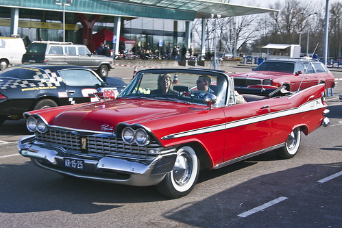 Plymouth Sport Fury Convertible 1959 (2073)