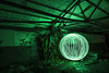Lightpainting (Gopostal1) Tags: led longexposure lightpainting abandoned d750 derelict nikon orb orbtool painting rgb reflections