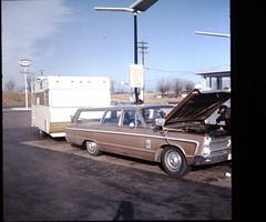66 Fury 3 - 68 Travelmaster Dec 1970 TN (mohrhaven) Tags: travelmaster travel trailer 1968 1966 plymouth fury station wagon