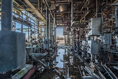 Abandoned Power Station Scotland