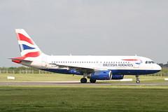 G-EUPB Airbus A319-131 British Airways (corkspotter / Paul Daly) Tags: geupb airbus a319131 a319 1115 l2j jrcs 400802 baw ba british airways 1999 davyt 19991109 eidw dub dublin