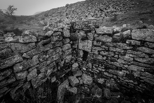 Foggin Tor Quarry Ruins