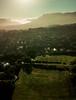 Wynberg Sunset (Ballacorkish) Tags: djimavicpro mavic drone suiderstrand capeagulhas rasperpunt 6000 6000coza wynberg wynbergboyshighschool khoisan fish traps heron