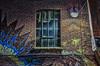 Drunken Ronggeng of Intention (Paul B0udreau) Tags: canada ontario niagara paulboudreauphotography nikon nikond5100 photoshop layer toronto nikkor50mm18 graffiti window alleyway bloorst