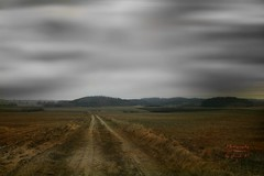 The landscape not spring yet (Jurek.P) Tags: landscape masuria mazury masurianlandscapes poland polska fields road countryside jurekp sonya500
