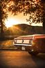 1966 Ford Mustang Convertible - Shot 11 (Dejan Marinkovic Photography) Tags: 1966 ford mustang convertible american classic car cabrio backlight sunset sun