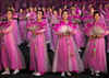 North Korean women dancing in choson-ot during the Arirang mass games in may day stadium, Pyongan Province, Pyongyang, North Korea (Eric Lafforgue) Tags: adultsonly arirang asia asian asianethnicity celebrationevent choregraphy chosonot clothing communism dictatorship dprk eti4364 event festival hanbok horizontal joseonoth largegroupofpeople massgames massmouvement multicolored night northkorea northkorean onlywomen patriotism performance performing pink politicsandgovernment propaganda pyongyang rungrado show stadium teamwork togetherness traditionalclothing traveldestinations women womenonly pyonganprovince 北朝鮮 북한 朝鮮民主主義人民共和国 조선 coreadelnorte coréedunord coréiadonorte coreiadonorte 조선민주주의인민공화국 เกาหลีเหนือ קוריאההצפונית koreapółnocna koreautara kuzeykore nordkorea північнакорея севернакореја севернакорея severníkorea βόρειακορέα