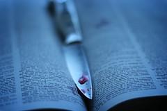 defining killer (nickdifi) Tags: intrigue thriller fantasy books drama literature