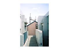 Tokyo Concrete (camerafilmlens) Tags: 35mm buyfilmnotmegapixels film filmisnotdead filmphotography istillshootfilm kodak newtopographics portra400 tokyo japan