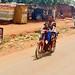 Igbo Mother, Motorcycling, Iheaka Village, Enugu State, Nigeria, #JujuFilms