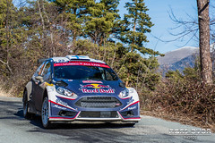 Ford Fiesta R5 - M-Sport Ford WRT - Teemu SUNINEN / Mikko MARKKULA - Monte Carlo 2018 (nans_even) Tags: wrc world rally championship rallye rallying race france monaco monte carlo montecarlo 2018 extèrieur voiture de course vèhicule automobile braus ancelle paca alpes maritimes hautesalpes nikon d7100 ford fiesta r5 msport wrt teemu suninen mikko markkula redbull red bull